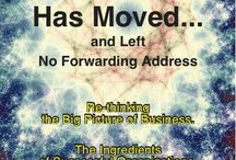 Future Has Moved / Book by Hank Moore.