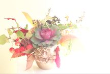 Autumn Floral / Cathy Martin Flowers, Niagara Wedding Florist, Autumn Floral Arrangements & Ideas, Niagara-on-the-Lake