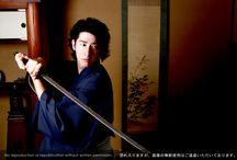 ぎをん彩 侍 samurai