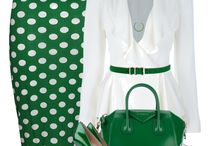 Outfits green