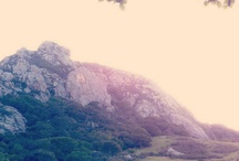 mountains and peeks