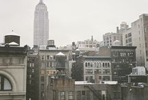 The Big Apple, Here I Come! / I plan to live in and conquer New York City