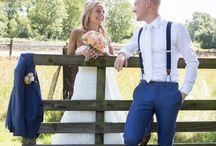Bruidegom pakken