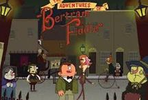 Enter Into Adventures World With The Adventures Of Bertram Fiddle: Episode 1-A Dreadly Business