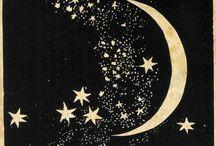 ...stars, sky & moon