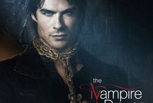 The Vampire Diaries / All things Damon. Oh and those other people.  / by Pryce Ingram