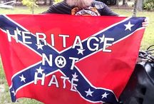 Heritage NOT Hate / by Leslie M