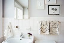 Bathroom Inspiration / by Carissa from {Carissa Miss}