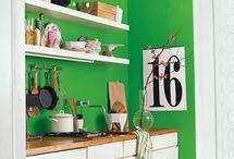 Kitchen Redo Options?!?!?! / by Nicole Feldman