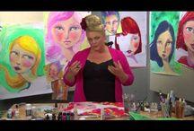 Jane Davenport / Creative Inspiration