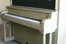 Piano s painted ♡*♡*♡*
