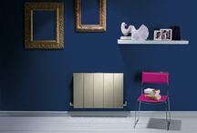 Industrial style radiators