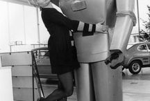 Girls and robots