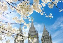 House of the Lord / LDS temples
