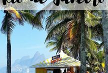 Rio de Janeiro / The best Rio de Janeiro travel tips