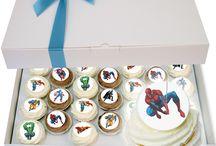 Kids Party Cupcake Ideas