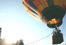 Balloons / Ich liebe Heißluftballons
