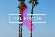 California Dreaming / All things C A L I!