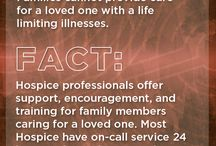 Hospice Myths and Facts / The myths and facts surrounding hospice