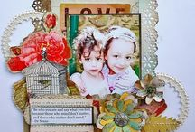 Scrapbooking and Papercrafting / by Melody Roberts