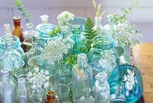 jar ideas / by Rhonda Floyd