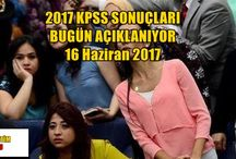 2017 KPSS Lisans Sonuçları Bugün Açıklanıyor