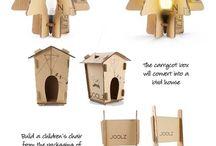 Crafts // Cardboard