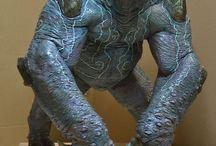 Creature Sculping