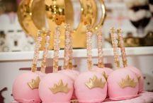 festa tema princesa