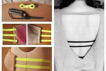 Manualidades ropa