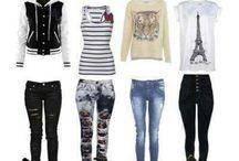 Mode ados fille