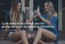 Best Friends / Best friend quotes and pictures!