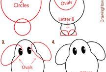 simple drawings
