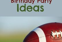 Boys Party / by Jennifer Kirlin | BellaGrey Designs
