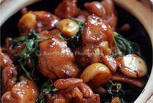 Chinese food recipe / by Ingrid Kwan