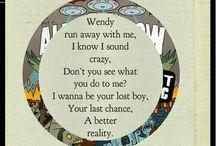 song lyrics. / ~~~