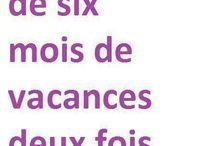 Citation / Blague ... ect