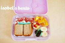 Isobel's Bentos and Lunch Inspiration / I'm sharing the bentos I send to school with my daughter Isobel, plus recipes that are perfect for lunches. See www.thelittlebigblog.com for more details!