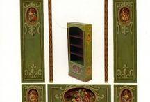 dollhouse paper furniture