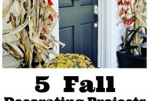 Fall House Projects