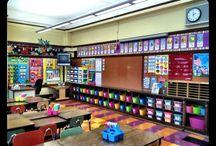 Classroom ideas / Ideas for setting up my classroom