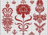 Danish Cross Stitch Embroidery / Danish cross stitch designs, instructions, and examples. / by Danish Sisterhood of America