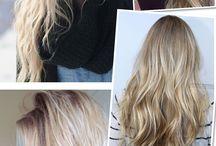 Haar Hair Blond