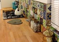 Mexican Tiles / These are tile projects from our customers.