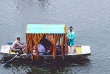 houseboat weddings