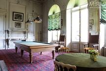 Antique / Unique billiards
