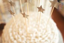 Emily's Twinkle Little Star Birthday / twinkle little star first birthday inspiration