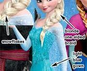 Elsa Dresses / Elsa's dress