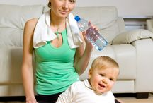 Busy Mom's can still be healthy!