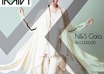 Wear me whole. / Products to showcase IKKIVI fashion